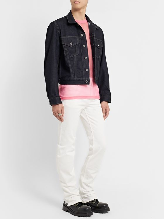 Helmut Lang Selvedge Denim Jacket
