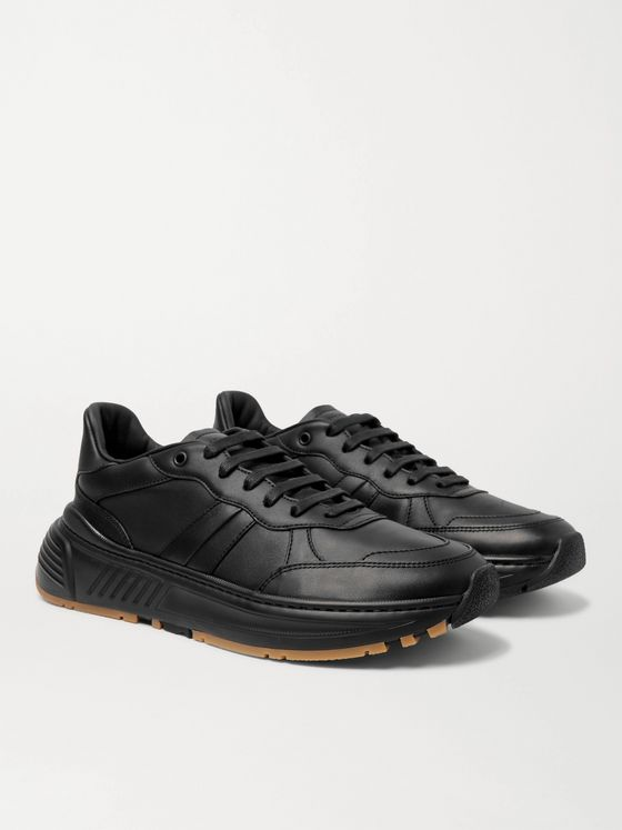 BOTTEGA VENETA Speedster Leather Sneakers