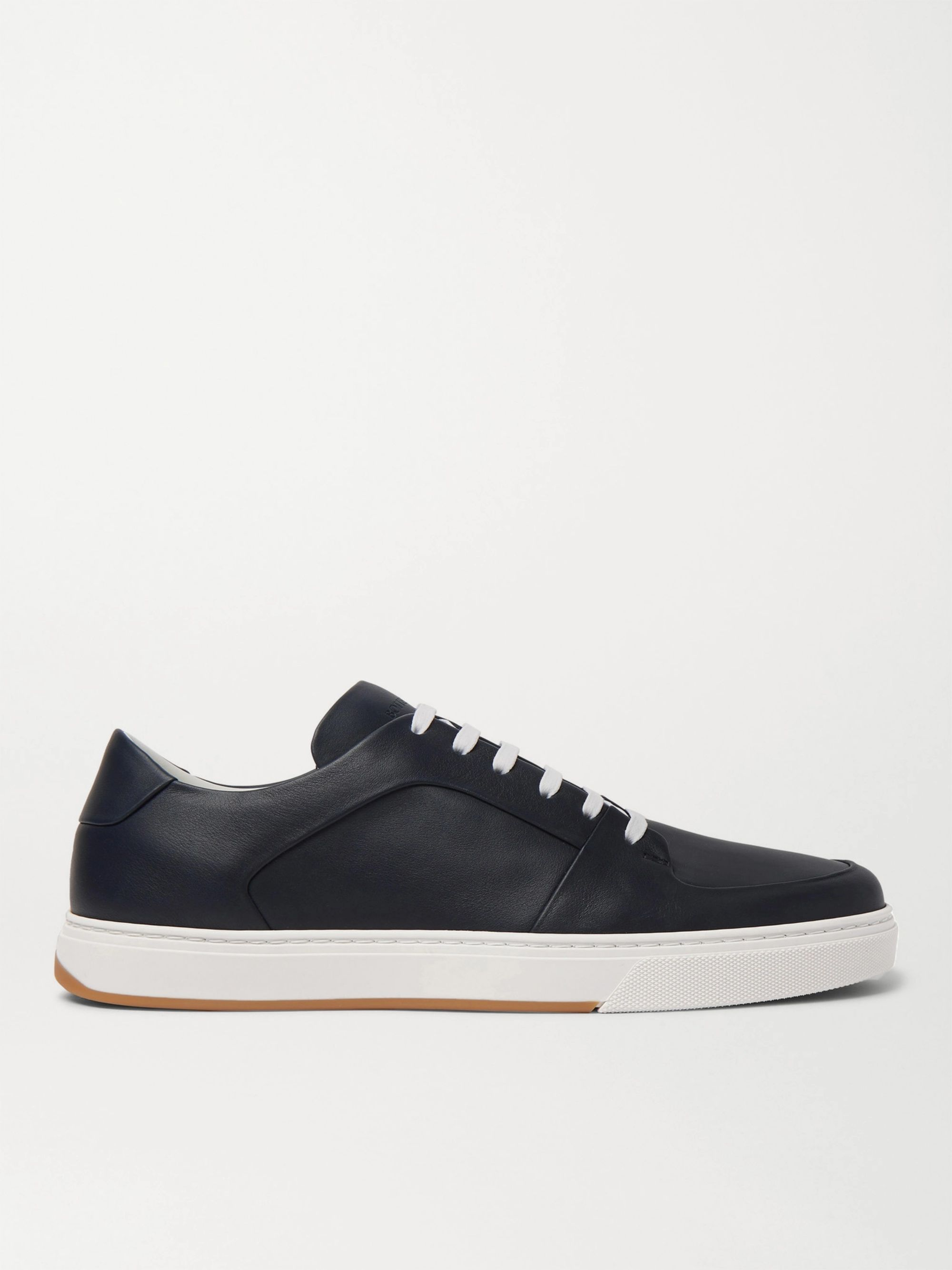 Bottega Veneta Leather Sneakers