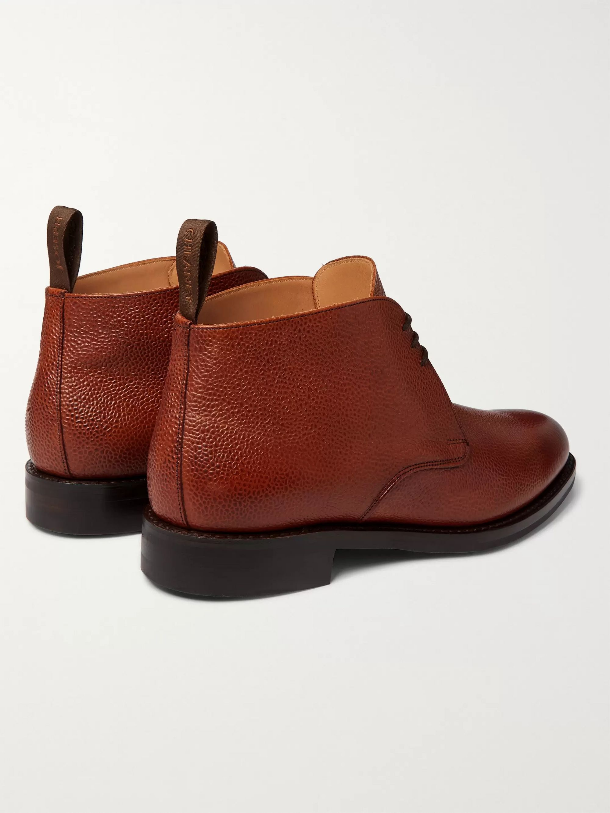 Cheaney Jackie Full-Grain Leather Boots
