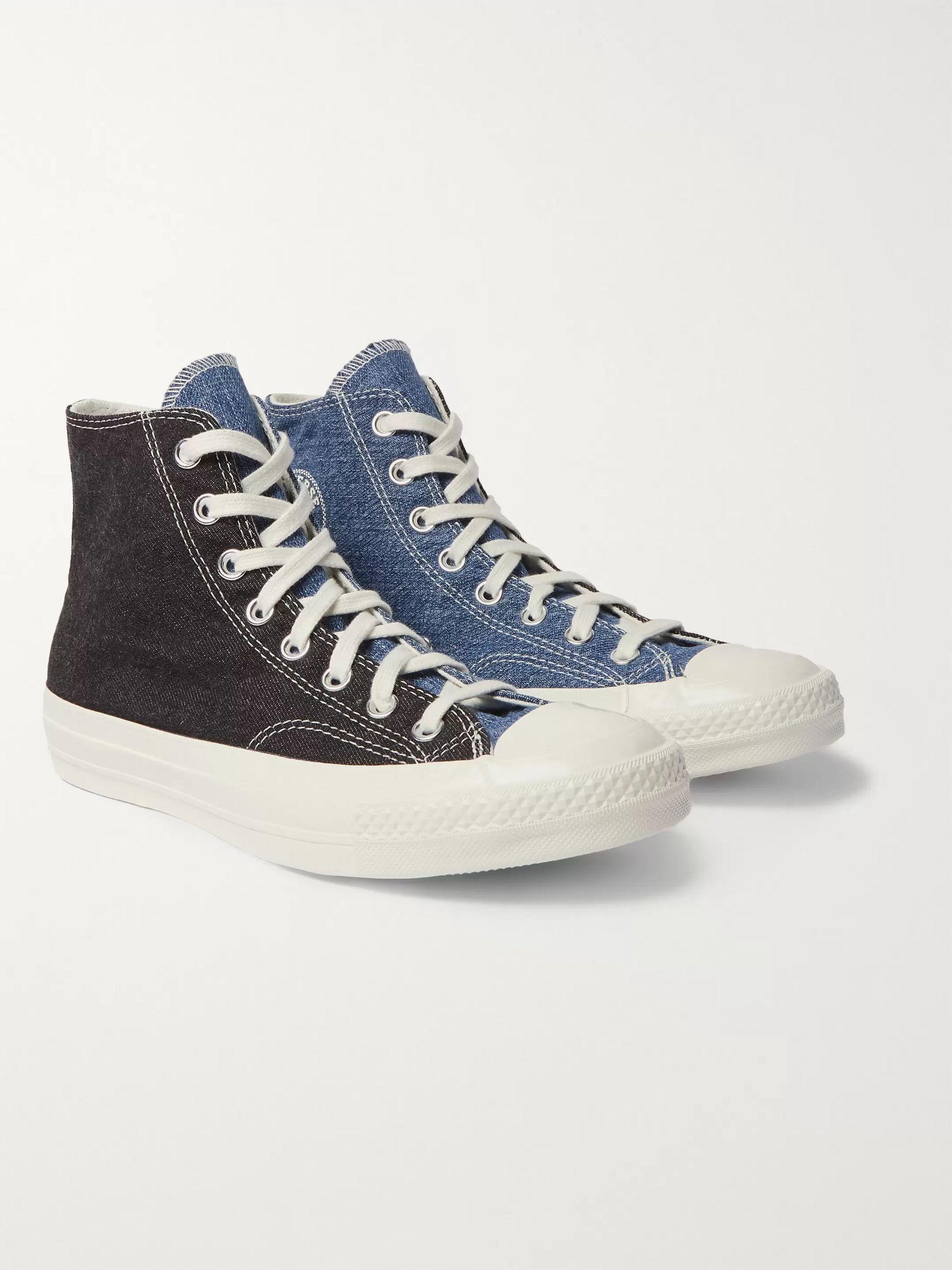 Chuck Taylor All Star 70 Denim High Top Sneakers