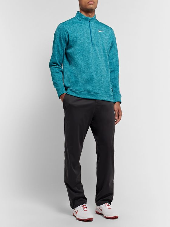 Nike Golf Mélange Therma Repel Half-Zip Golf Top