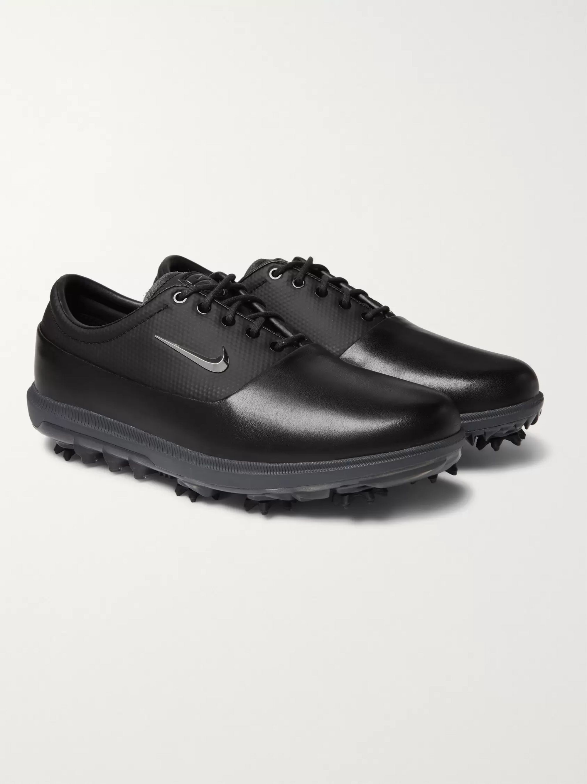 Nike Golf Air Zoom Victory Leather Golfing Shoes