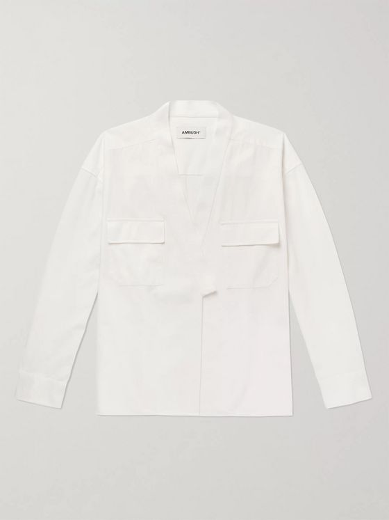 AMBUSH® Cotton-Twill Shirt