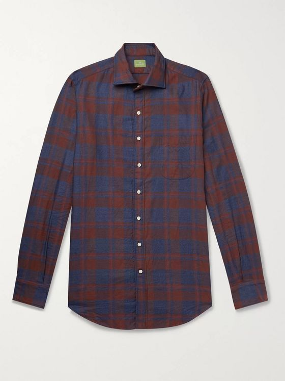 Sid Mashburn + Liberty London Printed Cotton-Poplin Shirt