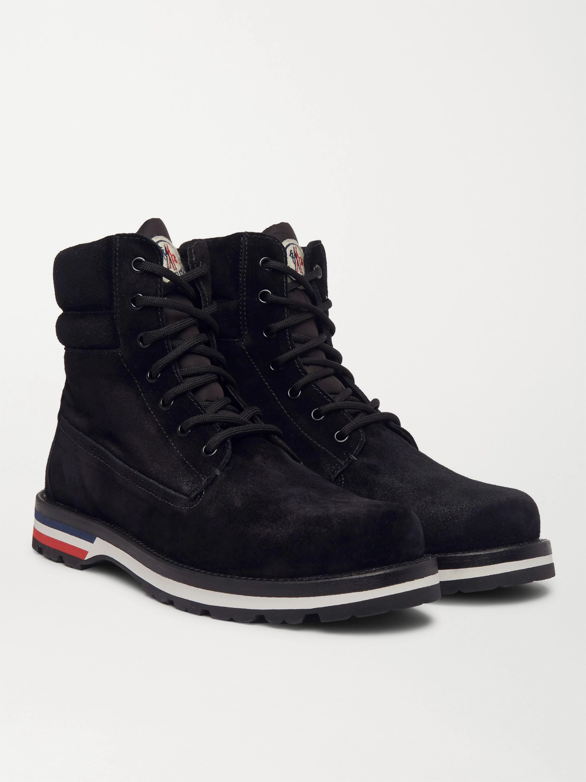 Moncler Vancouver Stivale Suede Boots