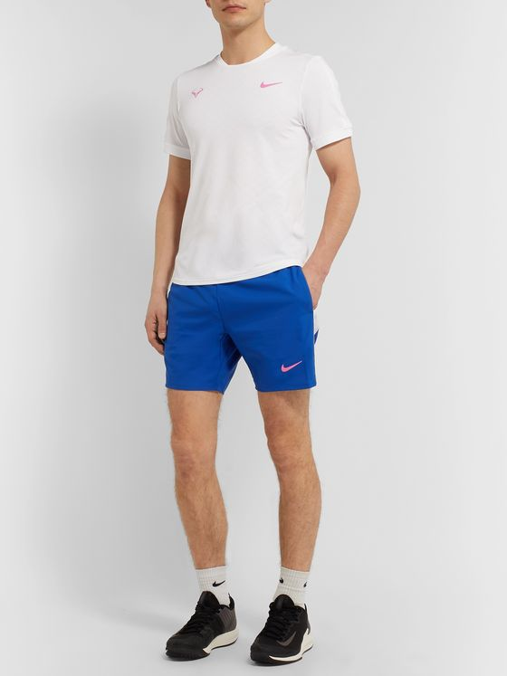 Nike Tennis Slim-Fit NikeCourt Rafa AeroReact T-Shirt