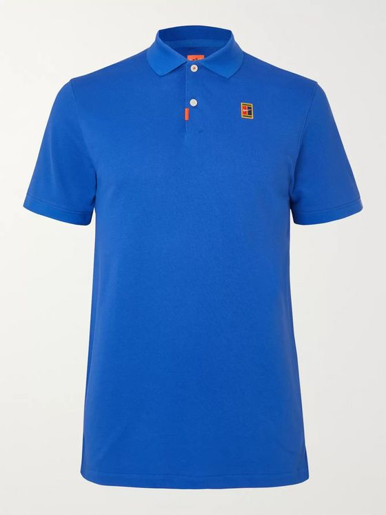 Nike Tennis Slim-Fit Dri-FIT Tennis Polo Shirt