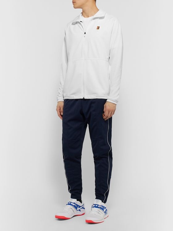 Nike Tennis NikeCourt Jersey Zip-Up Track Jacket