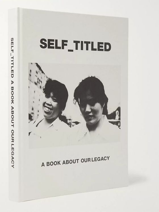 Our Legacy Self_Titled: A Book About Our Legacy Hardcover Book