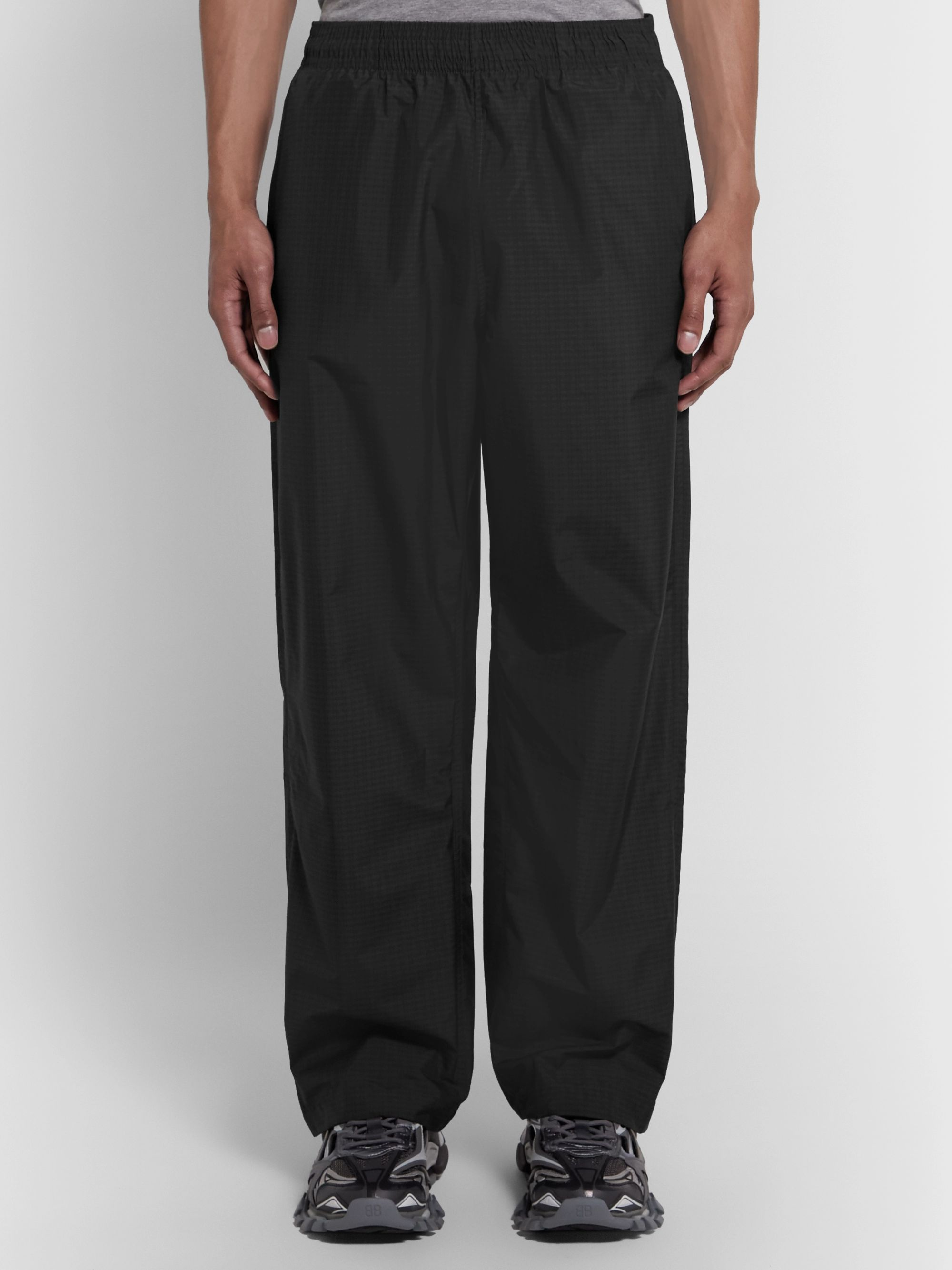 Our Legacy Checked Shell Trousers
