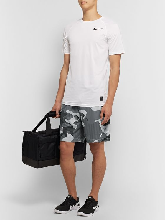 Nike Training Camouflage-Print Dri-FIT Shorts