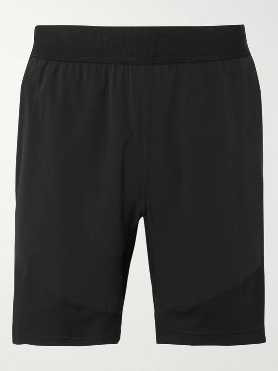 Nike Training Flex Tech Pack Panelled Shell Shorts
