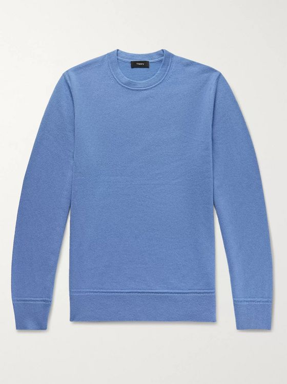 Theory Hilles Cashmere Sweater