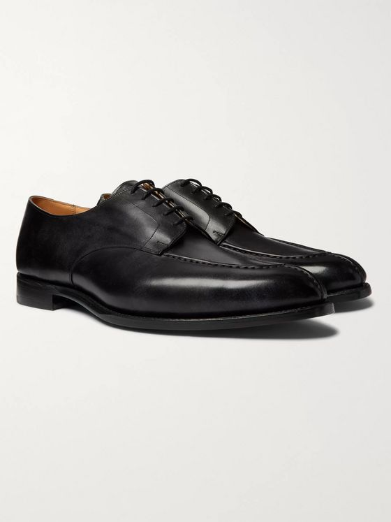 Tricker's Abingdon Leather Derby Shoes