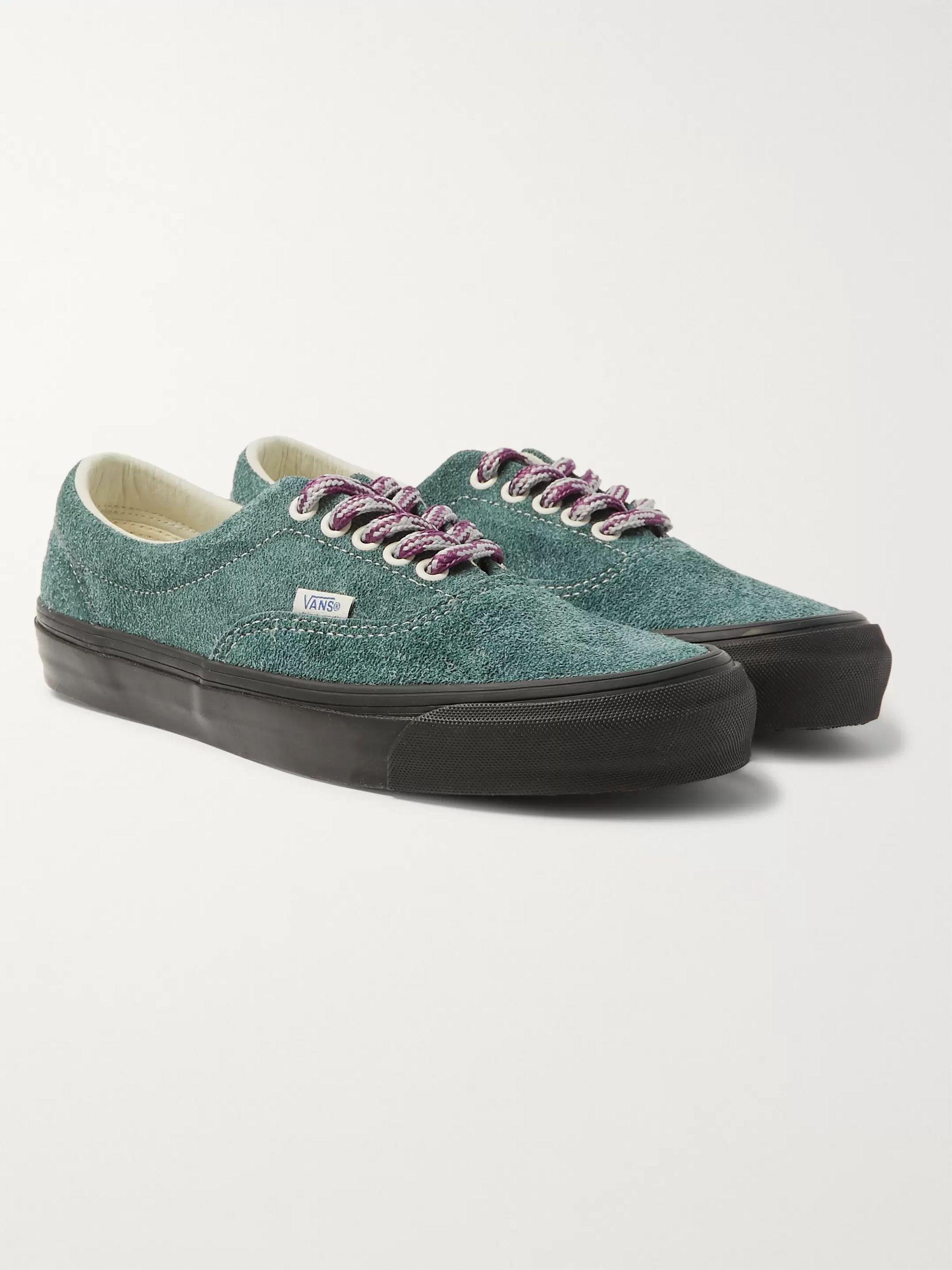 UA OG Era LX Brushed Suede Sneakers