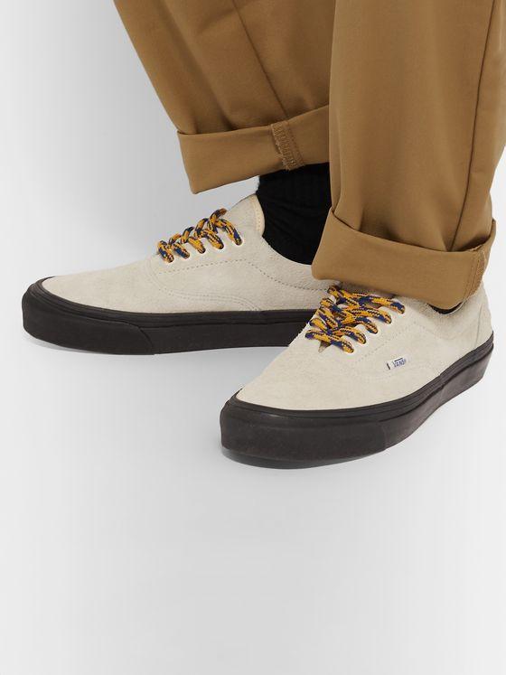 Vault UA OG Era LX Suede Sneakers