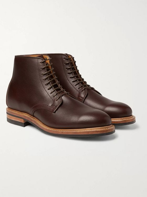 Viberg Leather Boots