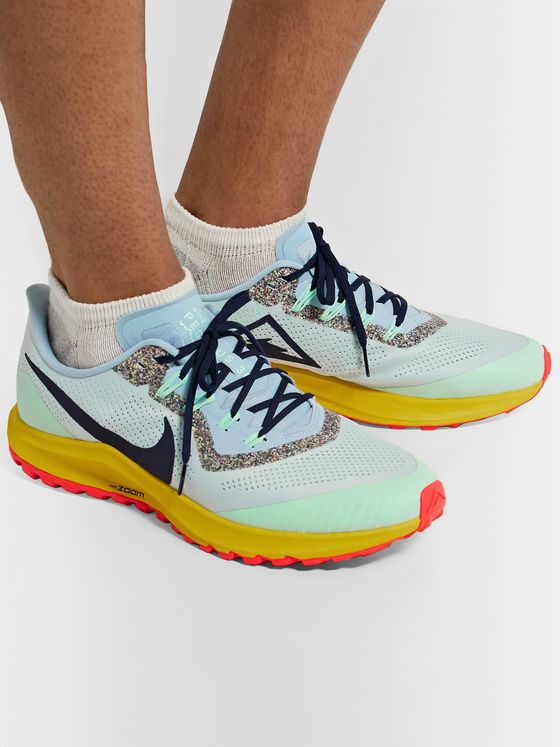 Nike Running Air Zoom Pegasus 36 Trail Mesh Running Sneakers