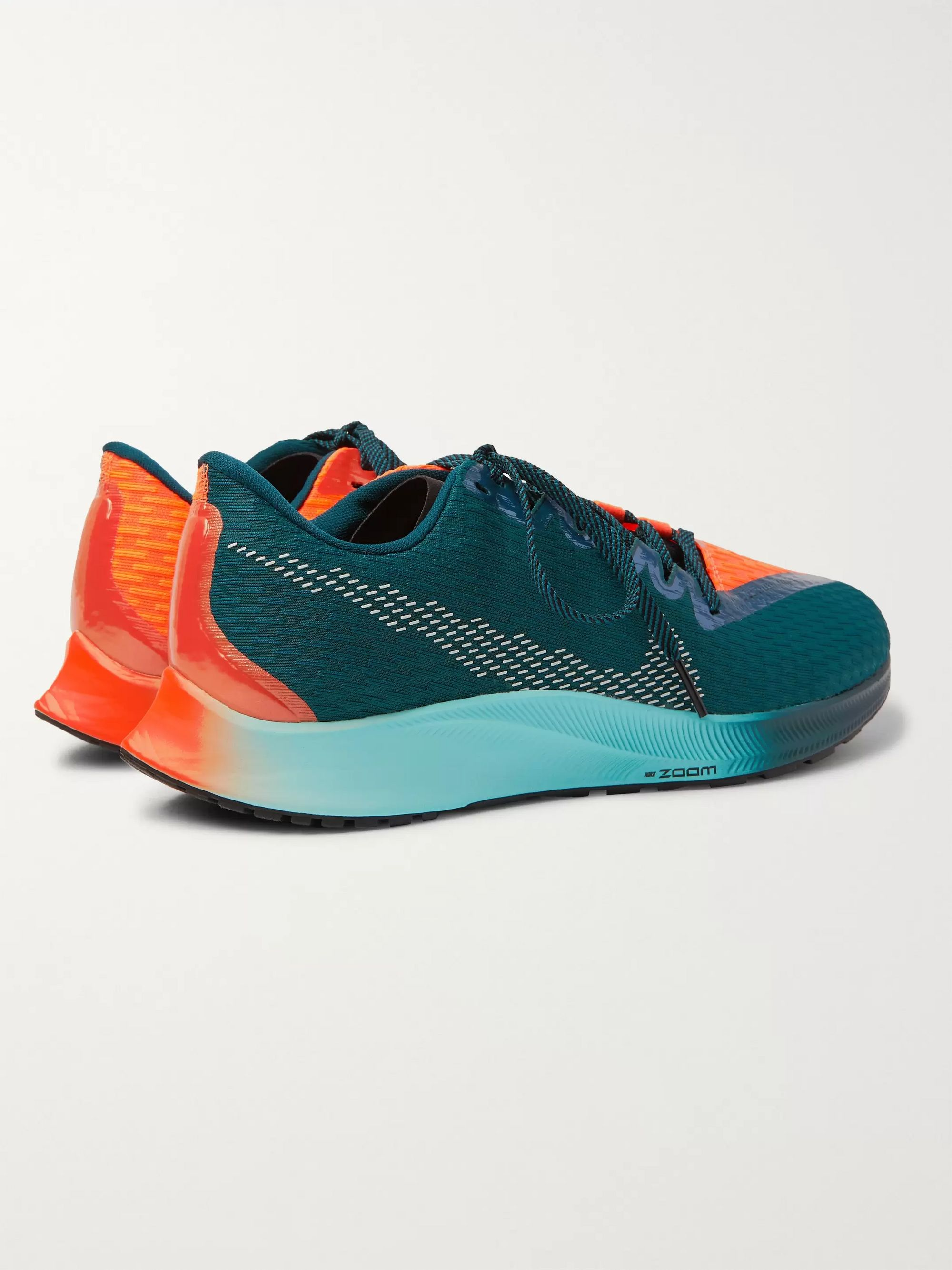 Nike Running Zoom Rival Fly 2 Vaporweave Running Sneakers