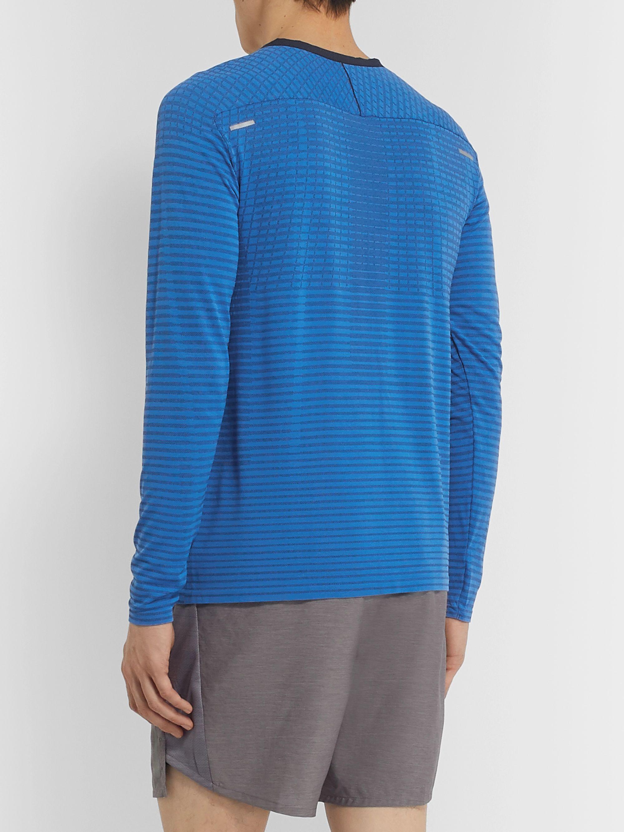 Nike Running Ultra Slim-Fit TechKnit T-Shirt