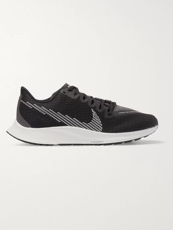 Nike Running Zoom Rival Fly 2 Mesh Running Sneakers