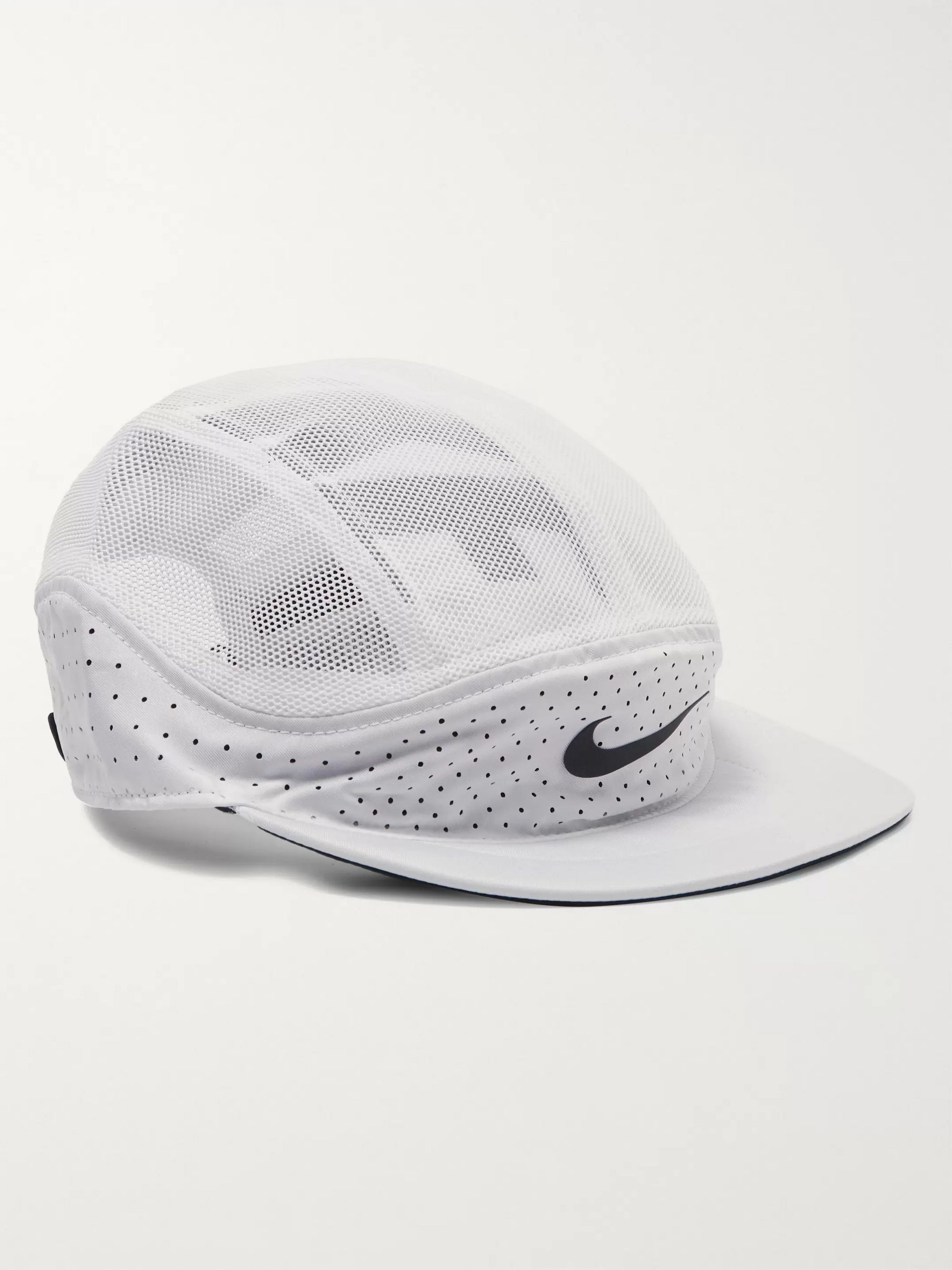AeroBill Tailwind Perforated Shell and Mesh Dri FIT Cap
