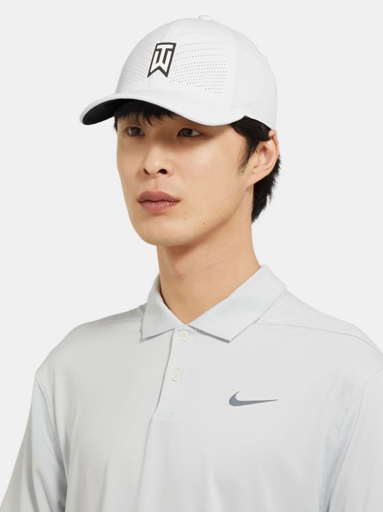 Nike Golf + Tiger Woods AeroBill Heritage86 Shell Golf Cap