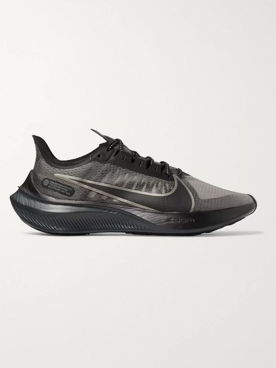 Nike Running Zoom Gravity Ripstop Running Sneakers