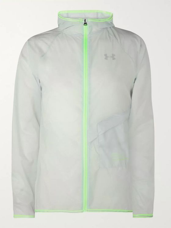 Under Armour UA Qualifier Storm Technology Nylon Jacket
