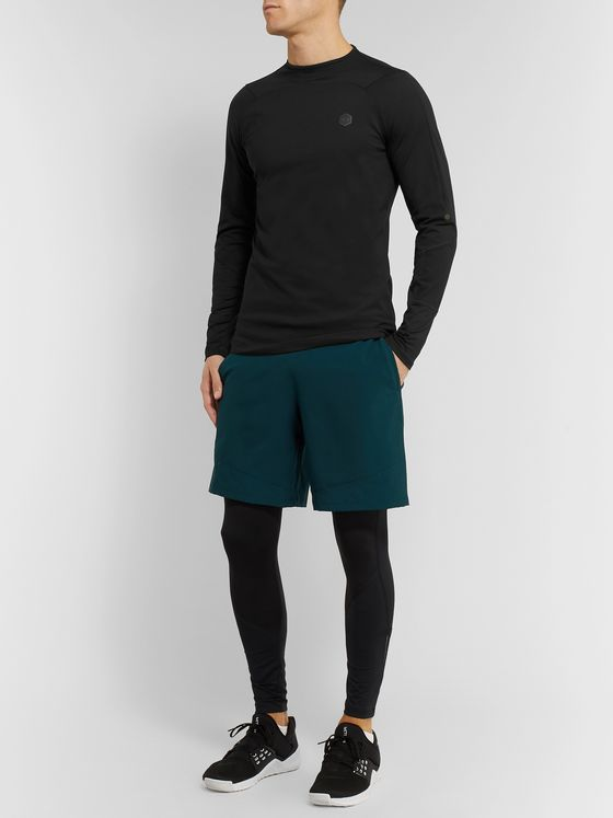 Under Armour UA ColdGear Rush Mock-Neck Top