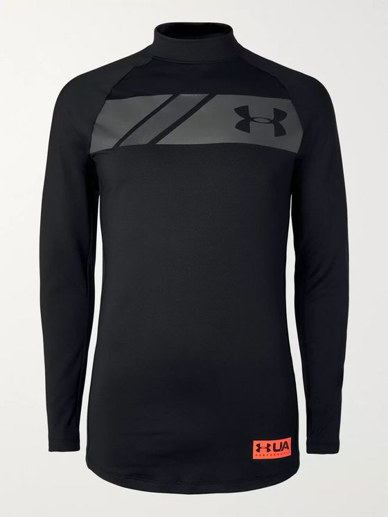 Under Armour GameTime ColdGear Mock-Neck Top