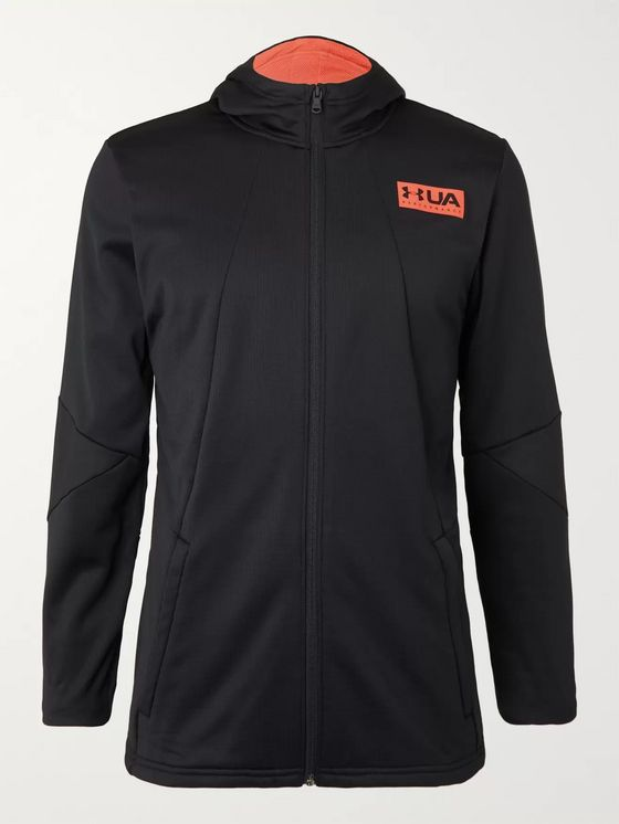 Under Armour GameTime ColdGear Zip-Up Hoodie