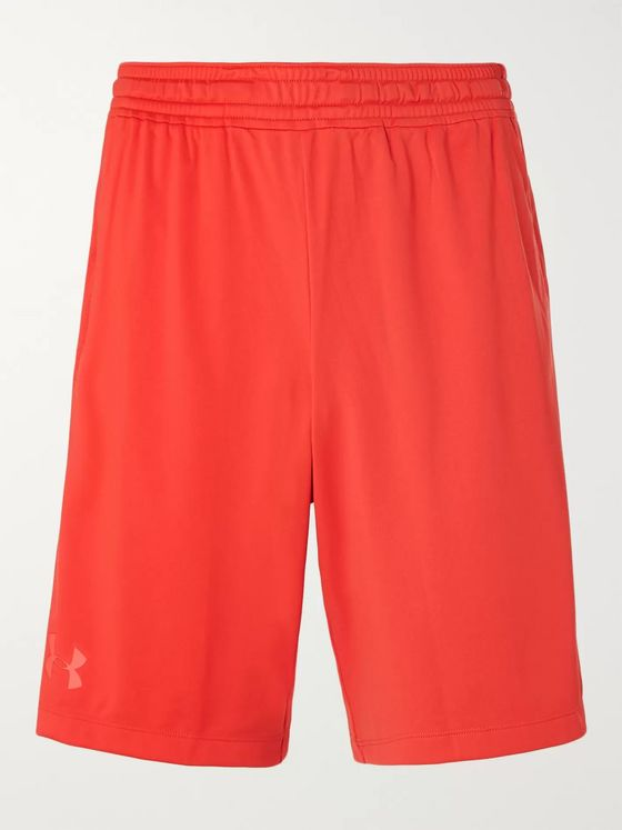 Under Armour UA MK-1 Mesh-Panelled HeatGear Shorts