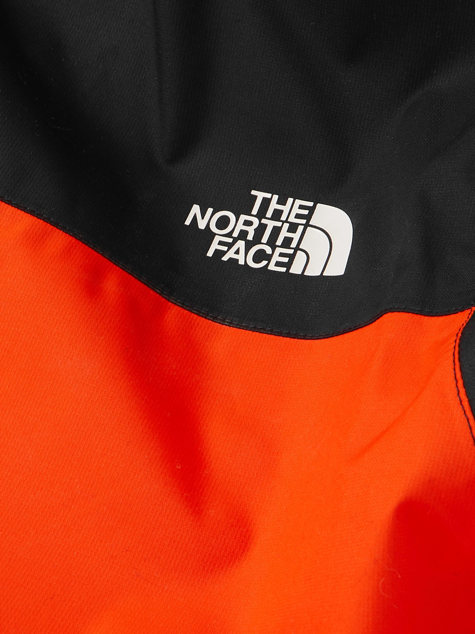 The North Face Mountain Q Colour-Block Waterproof DryVent Hooded Jacket