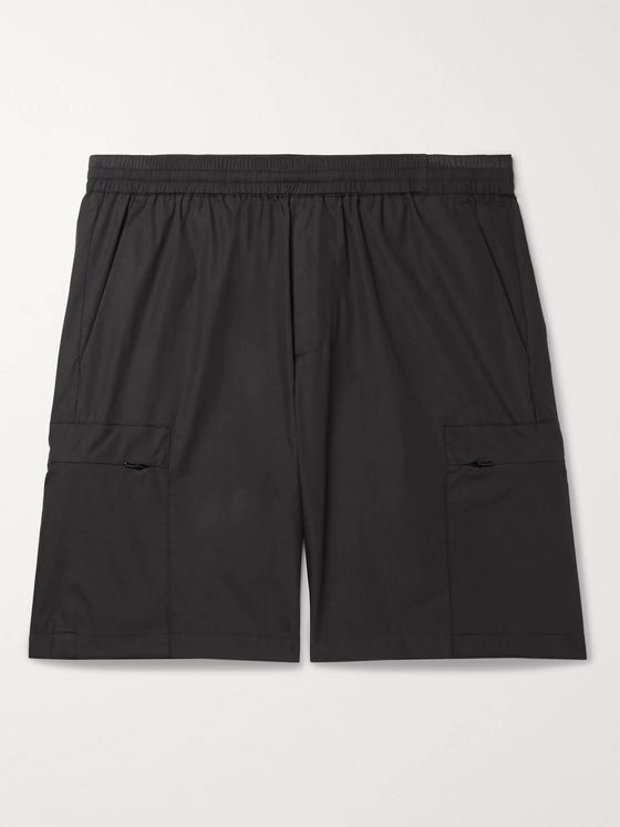 Norse Projects Luther Packable Cotton-Blend Shell Shorts