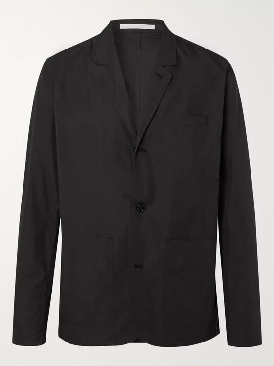 Norse Projects Lars Cotton-Blend Blazer