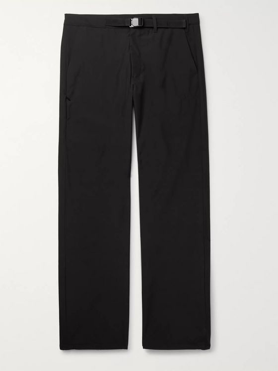 Norse Projects Alvar Belted GORE-TEX INFINIUM Trousers