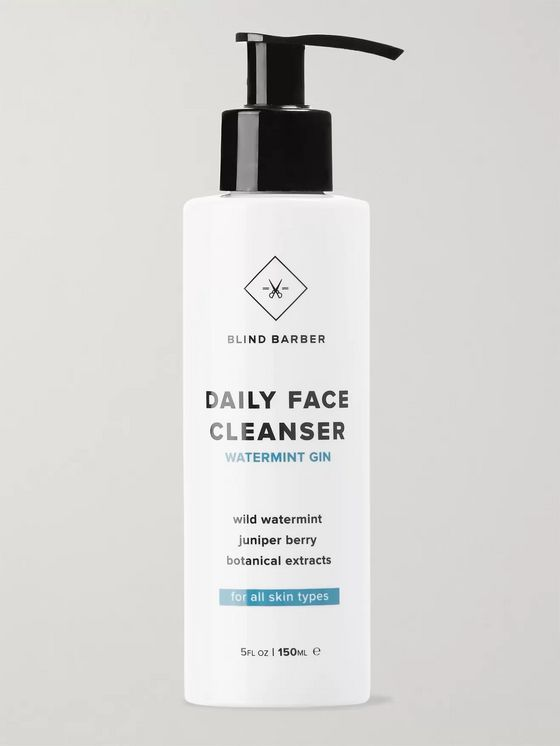 Blind Barber Daily Face Cleanser Watermint Gin, 150ml