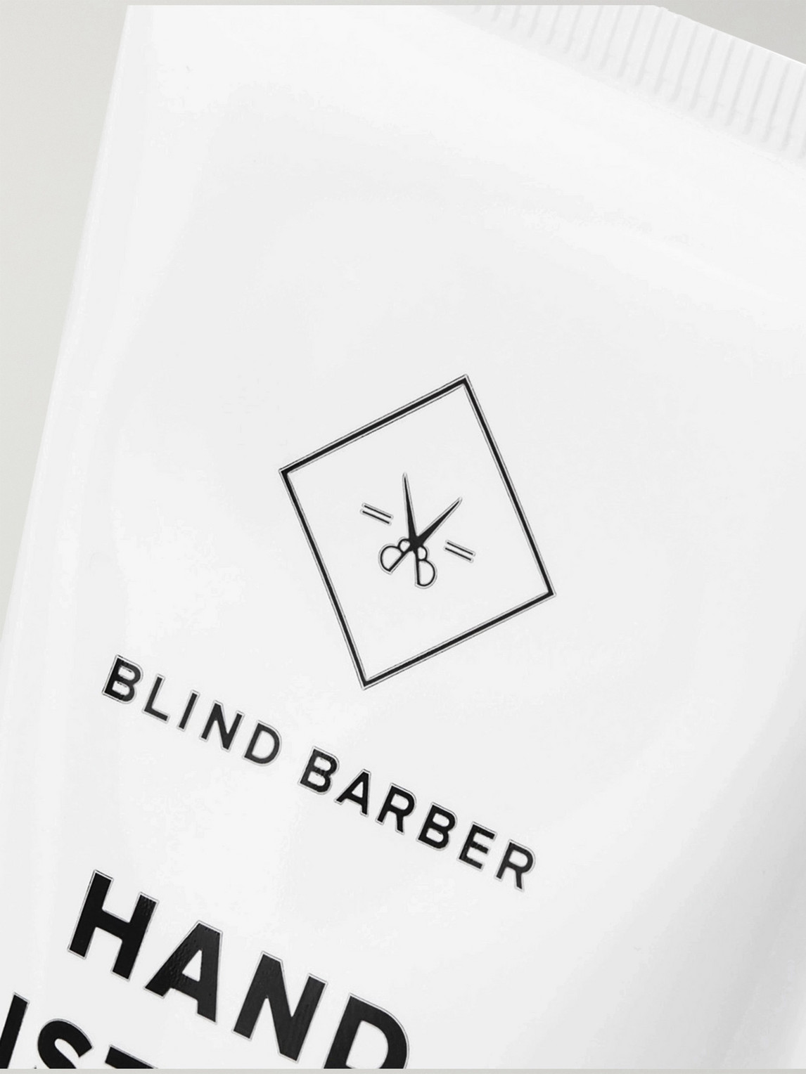 Blind Barber Lemongrass Tea Hand Moisturizer, 75ml In Colorless