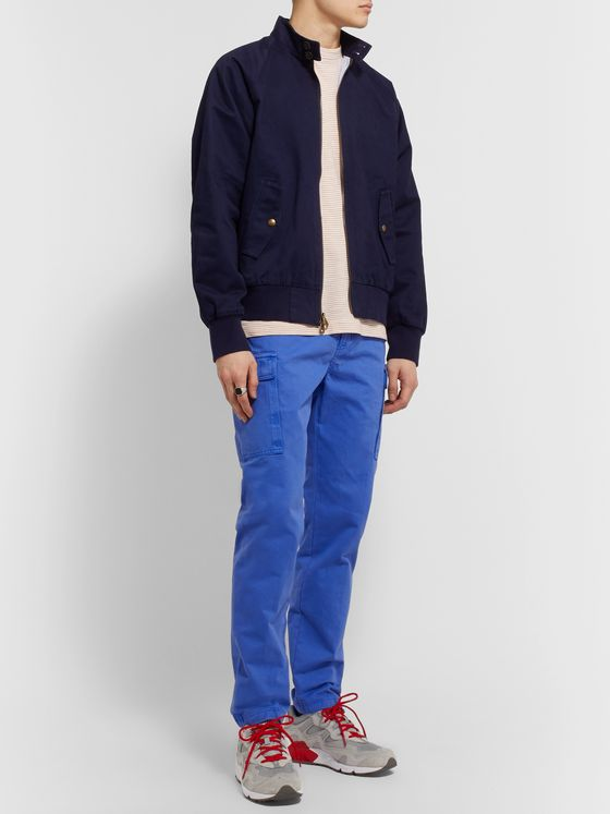 Aimé Leon Dore Slim-Fit Cotton Cargo Trousers