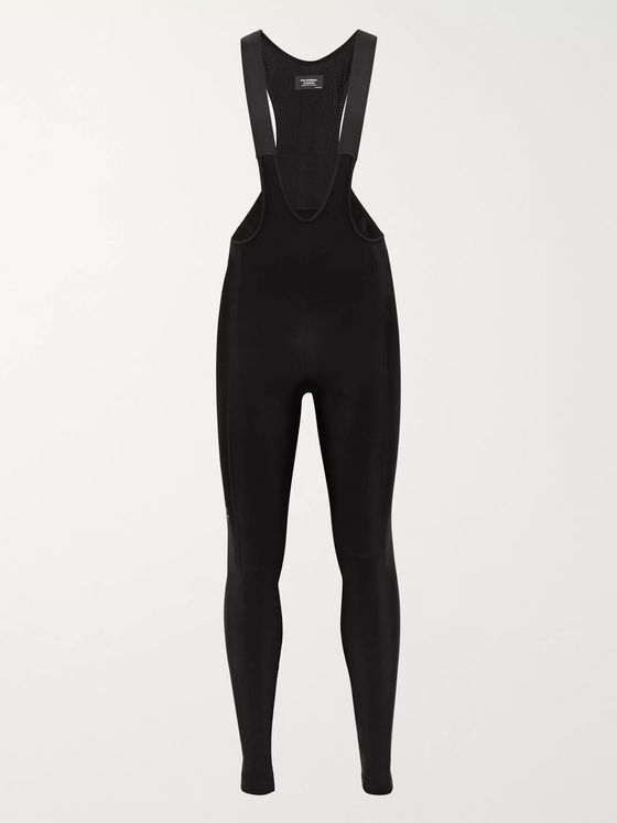 Pas Normal Studios Control Fleece-Back Stretch-Jersey Cycling Bib Tights