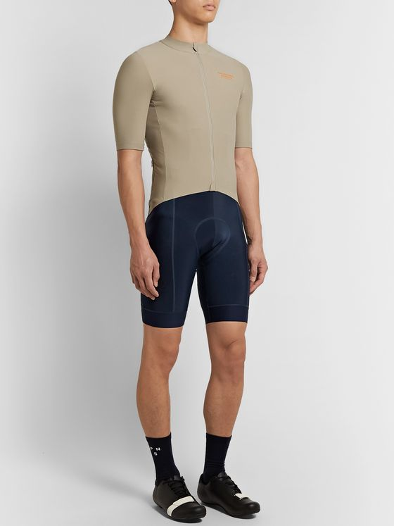Pas Normal Studios Control Fleece-Lined Cycling Bib Shorts