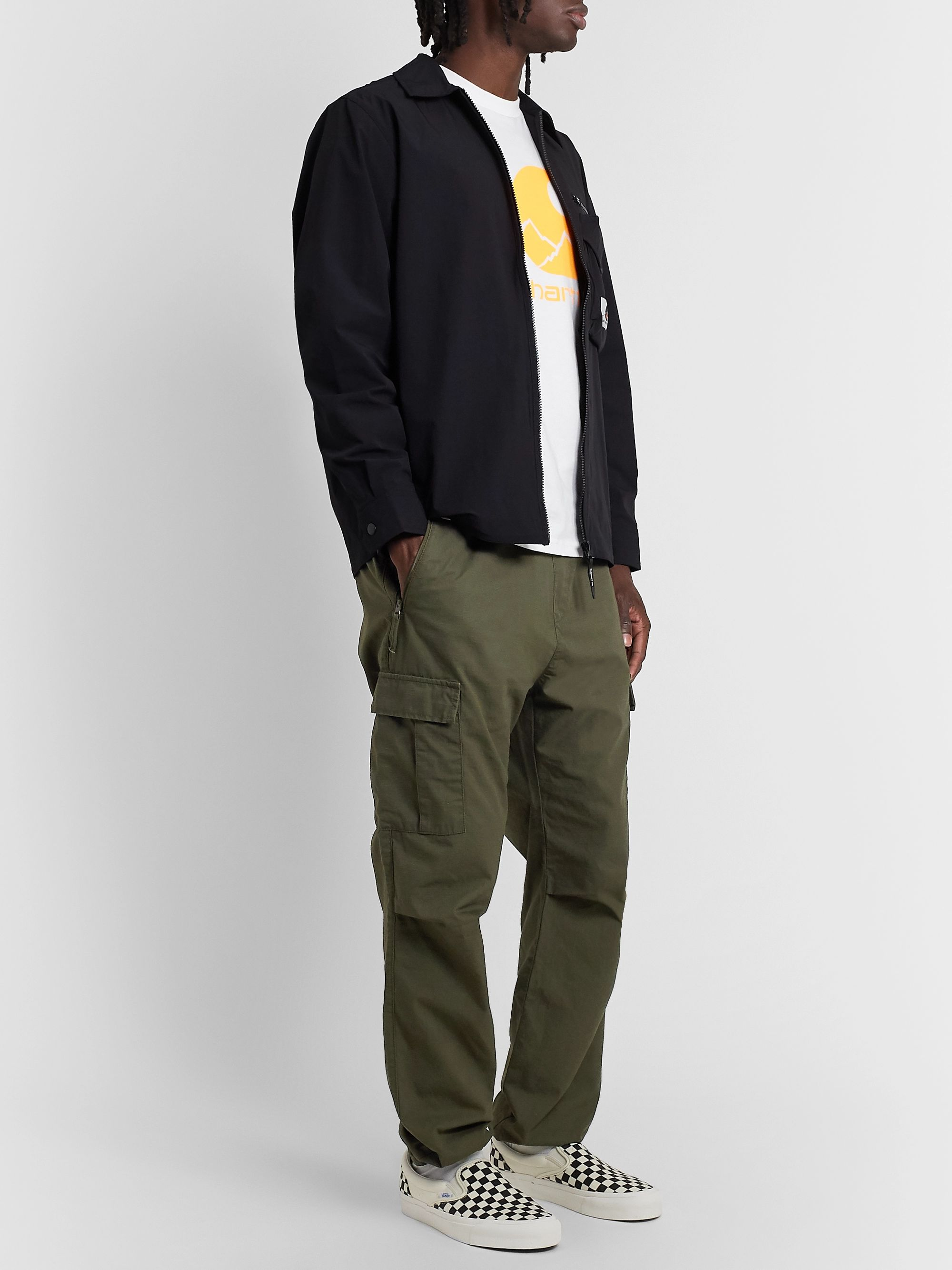 Carhartt WIP Cotton-Ripstop Cargo Trousers