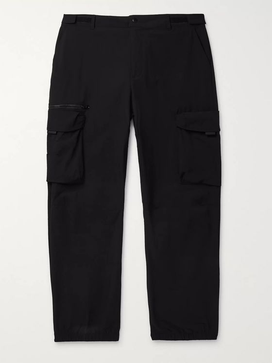 Carhartt WIP Hayes Tapered Stretch-Nylon Cargo Trousers