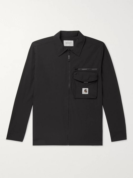 Carhartt WIP Hayes Stretch-Nylon Shirt Jacket