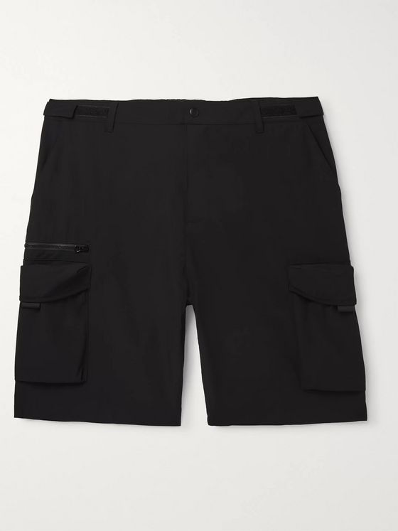Carhartt WIP Hayes Slim-Fit Stretch-Nylon Shorts