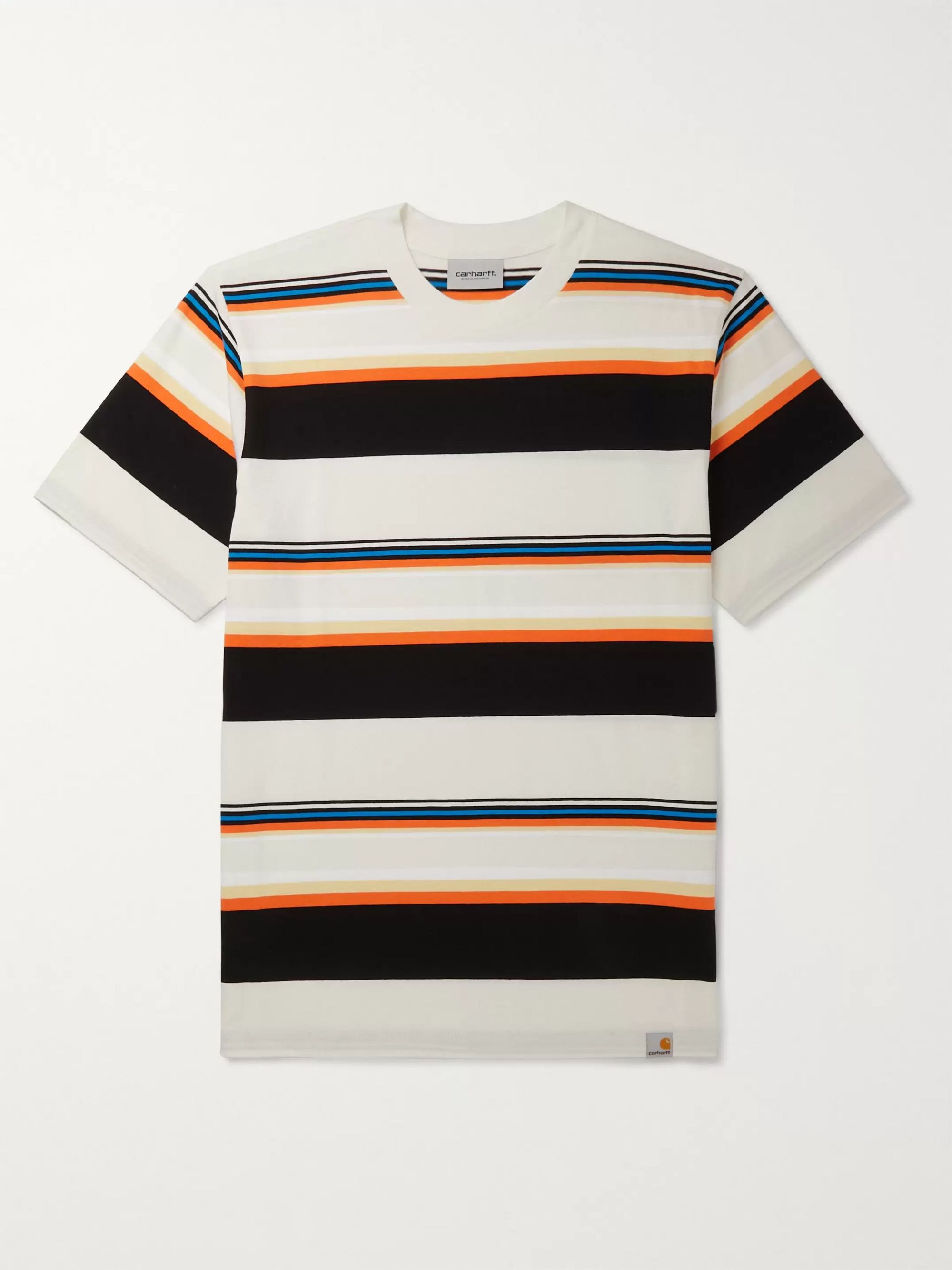 carhartt striped t shirt