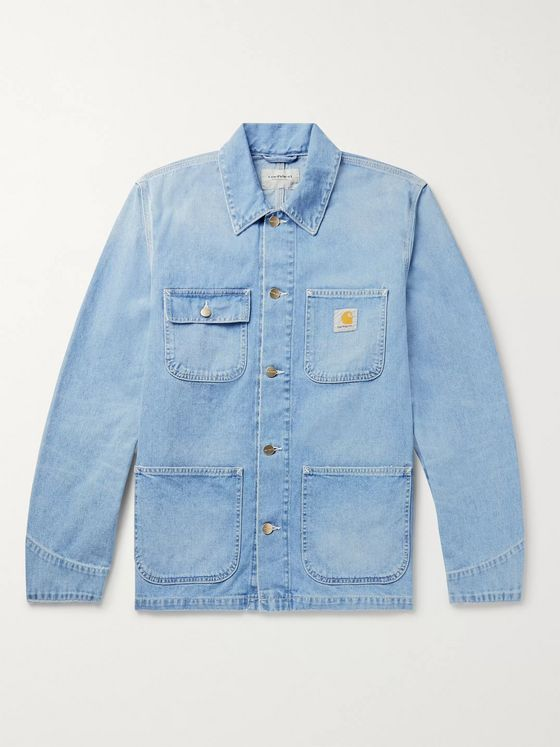 Carhartt WIP Michigan Denim Chore Jacket