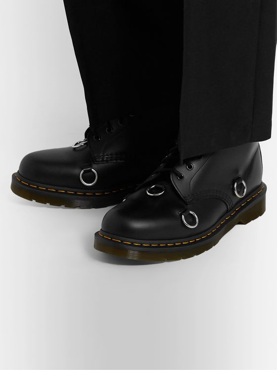 Dr. Martens + Raf Simons 1460 Leather Boots